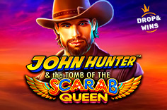 John Hunter and the Tomb of the Scarab Queen™